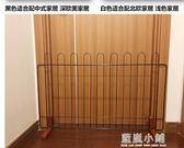 日本寵物門欄寵物柵欄狗狗圍欄寵物隔離門欄鐵柵欄小型犬閘門igo 藍嵐
