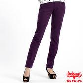 BOBSON女款多彩色彈性小直筒褲(8067-61)