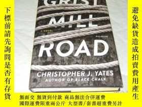 二手書博民逛書店英文原版罕見grist mill roadY17081 Chri