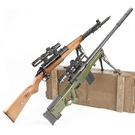 兒童手動拋殼槍堅鋒98k狙擊搶絕地吃雞玩...