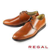 【REGAL】簡約低筒沙漠靴 咖啡(50KR-DBR)