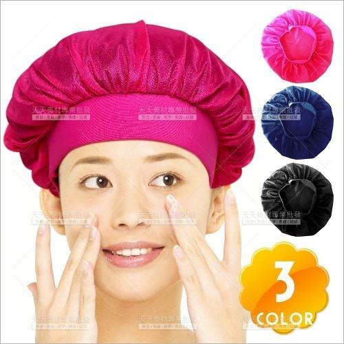 涼感護髮浴帽-單入(不挑色)[87743] 防掉髮落髮