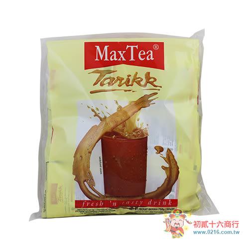 印尼-MAXTEA三合一拉茶 25g*30包【0216零食團購】9311931506204