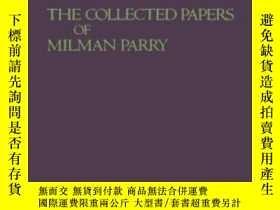 二手書博民逛書店The罕見Making Of Homeric VerseY364153 Milman Parry Oxford