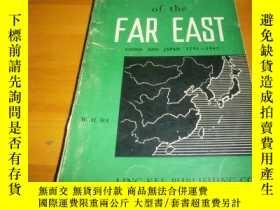 二手書博民逛書店A罕見SHORT HISTORY of the FAR EAST