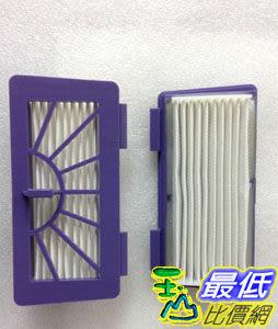 [一組 2 入] 相容型 Neato Hepa 濾網 Neato Pet & Allergy Filter Pack 適用XV21 XV-11 XV-12 XV-14 ,XV-21 , XV-15