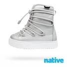 native 大童鞋 CHAMONIX 小漫步靴-未來銀