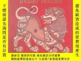 二手書博民逛書店handcrafted罕見Indian Textiles(印度手工紡織品)Y250748 見圖 見圖