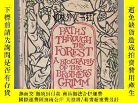 二手書博民逛書店【罕見】1971年出版 Paths Through The Fo