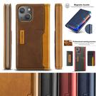 蘋果 iPhone 13 Pro 13 Pro Max 13 Mini LC皮套 手機皮套 掀蓋殼 磁吸 插卡 支架 保護殼