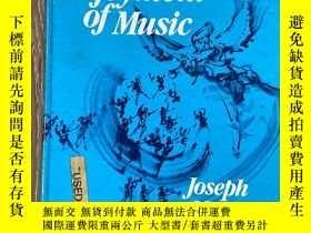 二手書博民逛書店The罕見enjoyment of music (英文原版、音樂的欣賞)Y23312 出版1984