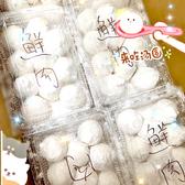 【大來食品】純手工包餡湯圓 3盒組(紅豆/花生/芝麻/鮮肉)(10顆/盒)-含運價