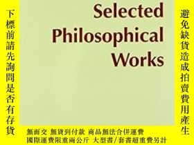 二手書博民逛書店Selected罕見Philosophical WorksY256260 Francis Bacon Hack