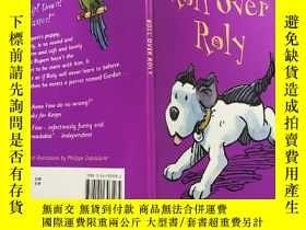 二手書博民逛書店anne罕見fine roll over roly:安妮·費恩·羅莉..Y200392