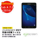 TWMSP★按讚送好禮★EyeScreen Samsung Tab A 7.0 (2016)  EverDry PET 螢幕保護貼