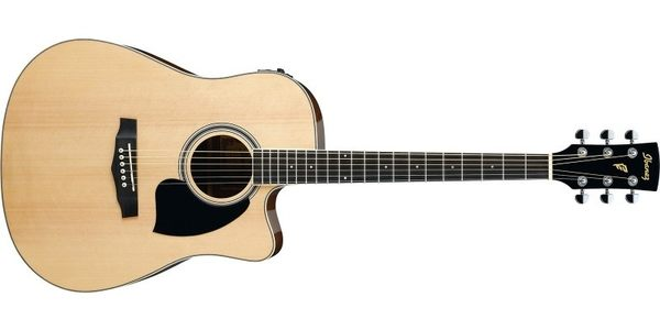 【非凡樂器】Ibanez PF15ECE 電木吉他 原木色 專業規格,高品質,絕佳音質