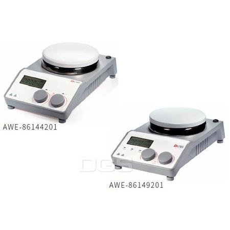 《DLAB》電磁加熱攪拌器 LCD5吋圓盤 Stirrer with Heating