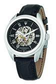 【Maserati 瑪莎拉蒂】/鏤空機械錶(男錶 女錶)/R8871612001/台灣總代理原廠公司貨兩年保固