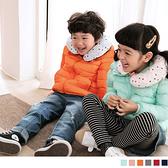 《KG0602》兩用連帽星星輕量科技羽絨棉外套/頸枕外套(童裝 OB嚴選