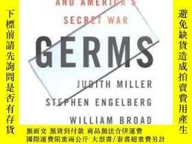 二手書博民逛書店GERMS罕見: Biological Weapons and America s Secret WarY35
