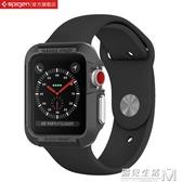 韓國Spigen蘋果Watch2/3代保護殼表帶Apple智手錶外殼保護套sgp  遇見生活