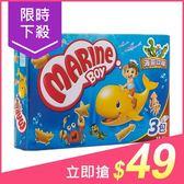 韓國 好麗友 好多魚餅乾(海苔)90g【小三美日】$59