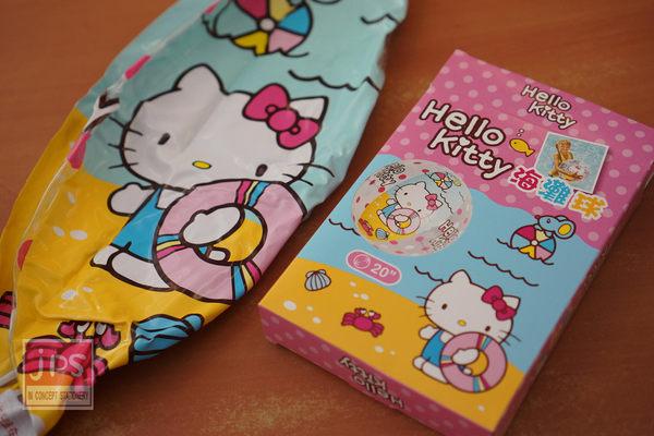 Hello Kitty 海灘球 (海邊)