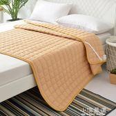 薄床褥子墊被可洗床墊軟墊1.8x2.0鋪底雙人薄款1.2床褥墊防滑家用CY『小淇嚴選』
