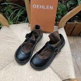娃娃鞋2019夏季洛麗塔日系軟妹小皮鞋學生原宿復古大頭鞋可愛娃娃鞋女鞋 衣間迷你屋
