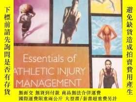 二手書博民逛書店Essentials罕見of ATHLETIC INJURY M