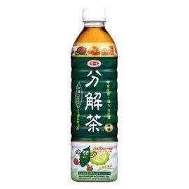 愛之味油切分解茶600g-單瓶【合迷雅好物超級商城】