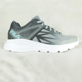FILA 女款藍綠色漸層慢跑鞋-NO.5J028U253