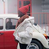 棉衣女短款2018冬裝新款韓版羽絨棉服加厚學生面包服寬鬆連帽外套 雙12購物節