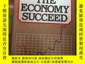 二手書博民逛書店TOW罕見TO MAKE THE ECONOMY SUCCEED