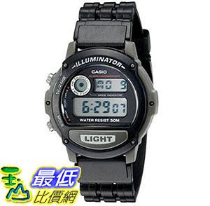 [美國直購] 手錶 Casio W87H-1V Sports Wrist Watch (Black)