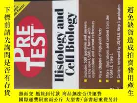 二手書博民逛書店Histology罕見and Cell Biology(PRETEST)Y20470 Janes C. Mck