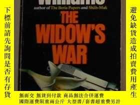 二手書博民逛書店英文原版罕見The Widow s War by Alan Wi