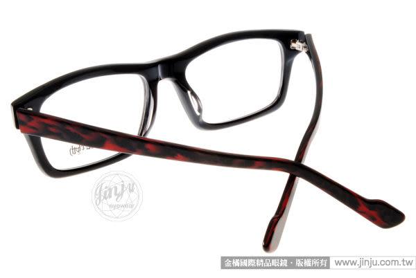 【金橘眼鏡】Greek Myth眼鏡 極致特薄板材#GM8671 765 Cupid邱比特系列-熱情火燄 亞洲版高鼻墊