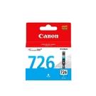 CANON CLI-726 C 原廠藍色墨水匣 盒裝 適用MG5270 MG6170 IP4870