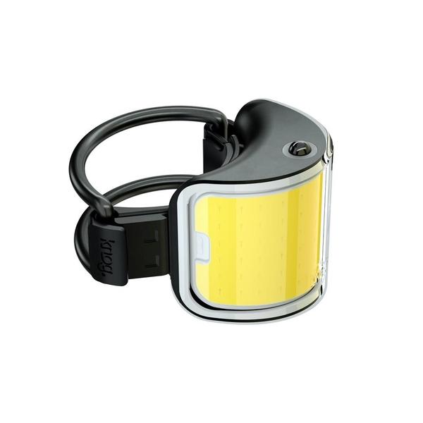 【南紡購物中心】Knog Cobber 330度廣角前燈(弧形單車燈/USB充電/澳洲Knog+)