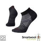 【SmartWool 美國 機能跑步局部輕量減震低筒襪《黑色》】SW0SW243/運動襪/戶外襪/機能襪