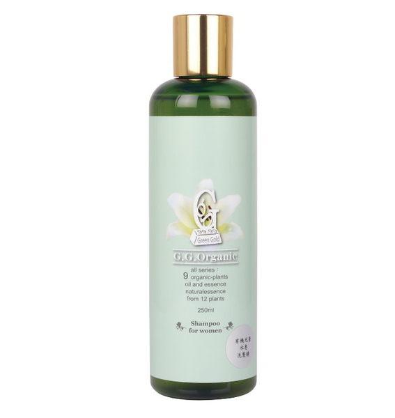 【綠色黃金】有機元素-水皂洗髮精(250ml) 歐盟有機認證零防腐劑 敏感肌適用