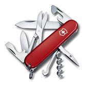 VICTORINOX 瑞士維氏 攀登者 15用瑞士刀-紅