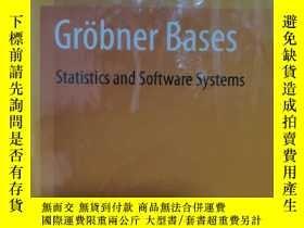 二手書博民逛書店美版精裝罕見Gröbner Bases: Statistics