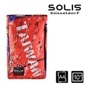 【南紡購物中心】SOLIS【台灣國旗系列】多功能方型平板電腦背包