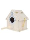 圓籠鳥窩鸚鵡繁殖箱鳥巢保暖