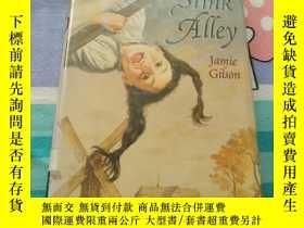 二手書博民逛書店STINK罕見ALLEYY23231 出版2001