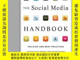 二手書博民逛書店The罕見Social Media Handbook: Rules, Policies, and Best Pra
