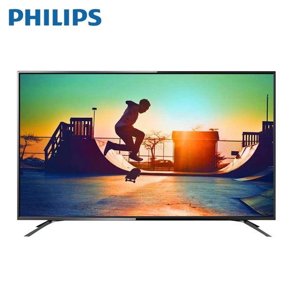 [PHILIPS 飛利浦]65吋4K液晶顯示器+視訊盒 65PUH6052
