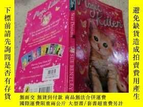 二手書博民逛書店magic罕見kitten :魔法小貓。Y200392